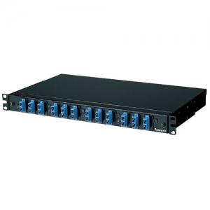 パナソニック 光スプライスユニット 固定式 ポート数24 SC2連アダプタ12個 アダプタパネル4個 NR651224K