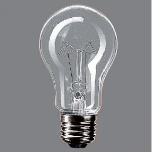 パナソニック 【ケース販売特価 50個セット】 耐震電球 110V用 40形 E26口金 55ミリ径 クリア RC110V40WCD_set