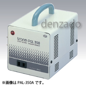 日動工業 海外用トランス 丸ピンC2 AC220V~230V 350VA PAL-350E