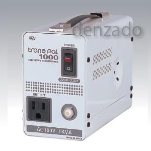 日動工業 海外用トランス 丸ピンC2 AC220V~230V 1KVA PAL-1000EP