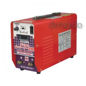 日動工業 インバータ直流溶接機 単相200V専用 溶接電流160A デジタル表示 DIGITAL-160DSK