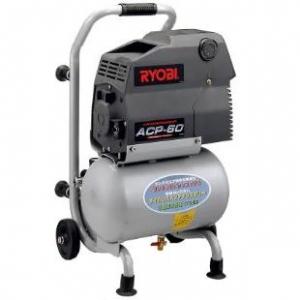 リョービ エアコンプレッサ 圧力スイッチ方式 常圧型 オイルレス ACP-60
