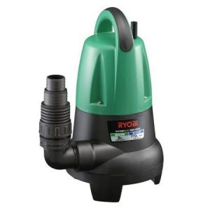 リョービ 水中汚水ポンプ 最大吐出量:170L/min 周波数:50Hz(東日本専用) RMX-400050HZ