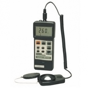 カスタム 照度計 RS232C出力端子付 LX-105
