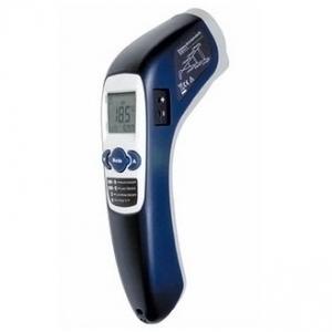 カスタム 放射温度計+K熱電対 距離:測定径=100cm:φ9cm IR-302