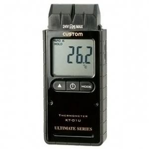 カスタム デジタル温度計 Kタイプ 1ch KT-01U