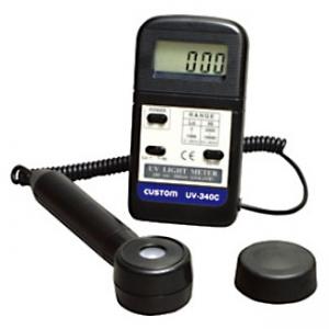 カスタム UVメータ 小型軽量ポケットサイズ UV-340C
