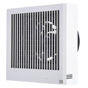 三菱 パイプ用ファン 雑ガスセンサータイプ 角形格子グリル 接続パイプ:φ150mm 居室用 V-12PNSD7