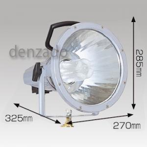 日動工業 蛍光灯ライト 本体 蛍光灯45W コード:5m FLR-45D-5ME