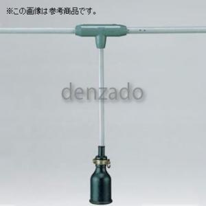 日動工業 分岐リール 屋内型 分岐ケーブル 電源専用 30mタイプ アース付/ゴム防水コネクター付 VCT2.0×3 支線VCT2.0×3 分岐数6 間隔5m TC-23-6