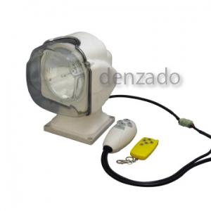 日動工業 リモコン式HIDムービングサーチーライト 防雨型 24V HIDL-35R-24V