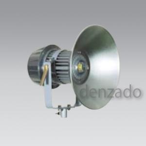 日動工業 LEDメガライト 100W 投光器式 超拡散タイプ 防雨型 色温度:3000K LEN-100PE/D-WM-3000K