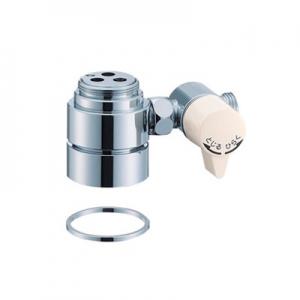 三栄水栓製作所 シングル混合栓用分岐アダプター SAN-EI社製用(U-MIXモデロ U101-9Xカートリッジ用) B98-A