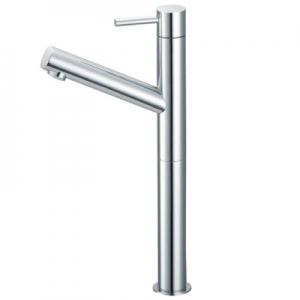 三栄水栓製作所 立水栓 節水水栓 セラミック水栓 洗面所用 定流量機能付 泡沫吐水 吐水口高さ:238mm column Y5075H-2T-13
