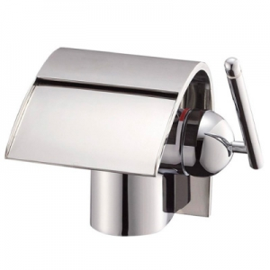 三栄水栓製作所 シングルワンホール洗面混合栓 節水水栓 ポップアップ・ゴム栓なし フラット吐水 吐水口高さ:67mm EDDIES K4790NJV