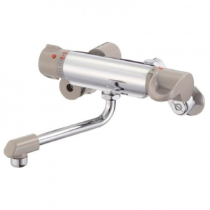 三栄水栓製作所 サーモ混合栓 節水水栓 浴室用 断熱仕様 偏心管湯側のみ modello K1861D