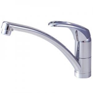 三栄水栓製作所 シングルワンホール混合栓 節水水栓 キッチン用 modello K876TJV