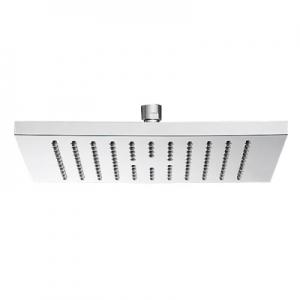 三栄水栓製作所 回転シャワーヘッド バスルーム用 角型 幅・奥行:250mm S1040F4