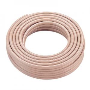 三栄水栓製作所 ペアホース バスルーム用 追焚付給湯器と一口循環接続金具15Aの配管用 10m T420-86-15AX10