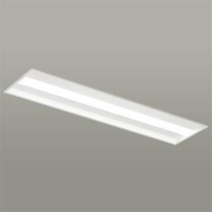 遠藤照明 【お買い得品 10台セット】 LEDベースライト 《LEDZ SDシリーズ SOLID TUBELite》 40Wタイプ 埋込タイプ 下面開放形 一般タイプ 5200lmタイプ Hf32W×2灯定格出力型器具相当 ナチュラルホワイト色 非調光タイプ ERK9637W+RAD-603W_set