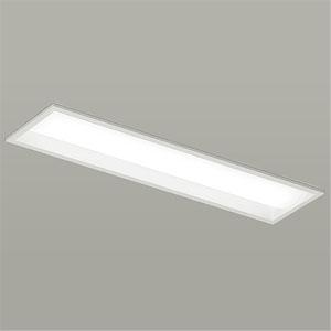 遠藤照明 【お買い得品 10台セット】 LEDベースライト 《LEDZ SDシリーズ SOLID TUBELite》 20Wタイプ 埋込タイプ 下面開放形 一般タイプ 800lmタイプ FL20W×1灯器具相当 昼白色 非調光タイプ ERK9642W+RAD-634N_set