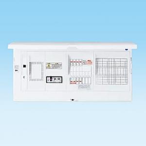 パナソニック LAN通信型 住宅分電盤 大形フリースペース付 リミッタースペース付 露出・半埋込両用形 回路数6+回路スペース3 《スマートコスモコンパクト21》 BHHD3363