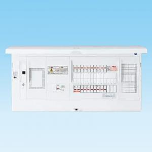 パナソニック LAN通信型 住宅分電盤 フリースペース付 リミッタースペース付 露出・半埋込両用形 回路数22+回路スペース3 《スマートコスモコンパクト21》 BHHF37223