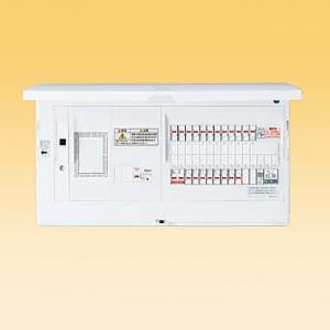 パナソニック LAN通信型 住宅分電盤 地震かみなりあんしんばん あんしん機能付 リミッタースペース付 露出・半埋込両用形 回路数36+回路スペース2 《スマートコスモコンパクト21》 BHH37362ZR