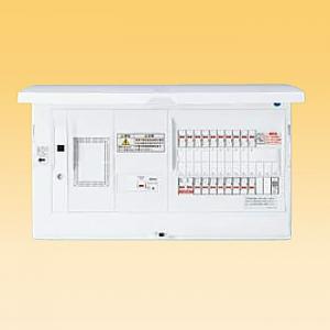 パナソニック LAN通信型 住宅分電盤 かみなりあんしんばん あんしん機能付 リミッタースペース付 露出・半埋込両用形 回路数14+回路スペース2 《スマートコスモコンパクト21》 BHH36142R