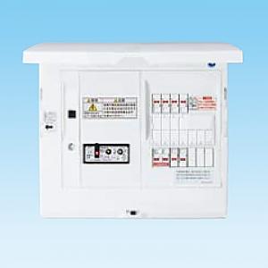 パナソニック LAN通信型 住宅分電盤 標準タイプ リミッタースペースなし 露出・半埋込両用形 回路数6+回路スペース3 《スマートコスモコンパクト21》 BHH8363
