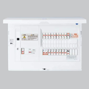 パナソニック EV・PHEV充電回路・エコキュート・IH対応住宅分電盤 LAN通信型 ブレーカ容量20A リミッタースペース無 主幹容量75A 《スマートコスモ》 BHH87303T2EV