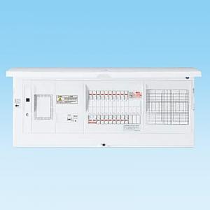 パナソニック AiSEG通信型 住宅分電盤 大形フリースペース付 リミッタースペース付 露出・半埋込両用形 回路数14+回路スペース3 《スマートコスモ コンパクト21》 BHND37143