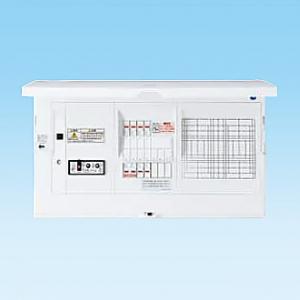 パナソニック AiSEG通信型 住宅分電盤 大形フリースペース付 リミッタースペースなし 露出・半埋込両用形 回路数6+回路スペース3 《スマートコスモ コンパクト21》 BHND8363