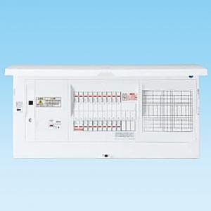 パナソニック AiSEG通信型 住宅分電盤 大形フリースペース付 リミッタースペースなし 露出・半埋込両用形 回路数10+回路スペース3 《スマートコスモ コンパクト21》 BHND86103