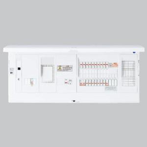 パナソニック AiSEG通信型 住宅分電盤 エコキュート・電気温水器・IH対応 フリースペース付 ブレーカ容量30A リミッタースペース付 主幹容量40A 《スマートコスモ コンパクト21》 BHNF3463T3