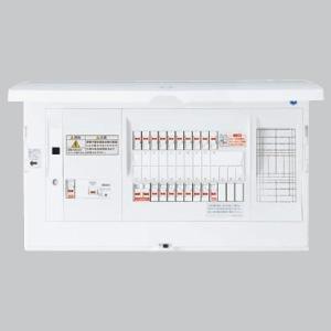 パナソニック AiSEG通信型 住宅分電盤 エコキュート・電気温水器・IH対応 フリースペース付 ブレーカ容量30A リミッタースペースなし 主幹容量60A 《スマートコスモ コンパクト21》 BHNF8663T3