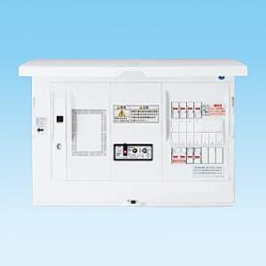 パナソニック AiSEG通信型 住宅分電盤 標準タイプ リミッタースペース付 露出・半埋込両用形 回路数6+回路スペース3 《スマートコスモ コンパクト21》 BHN3363