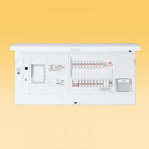 パナソニック AiSEG通信型 住宅分電盤 かみなりあんしんばん あんしん機能・あかり機能付 リミッタースペース付 露出・半埋込両用形 回路数38+回路スペース2 《スマートコスモ コンパクト21》 BHN37382E