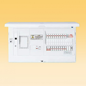 パナソニック AiSEG通信型 住宅分電盤 かみなりあんしんばん あんしん機能付 リミッタースペース付 露出・半埋込両用形 回路数14+回路スペース2 《スマートコスモ コンパクト21》 BHN36142R