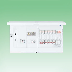 パナソニック AiSEG通信型 HEMS対応住宅分電盤 太陽光発電システム対応(1次送り連系タイプ) リミッタースペースなし 主幹容量100A 回路数30+回路スペース数3 《スマートコスモ コンパクト21》 BHN84143J1