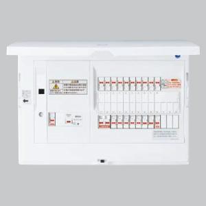 パナソニック AiSEG通信型 住宅分電盤 エコキュート・電気温水器・IH対応 ブレーカ容量30A リミッタースペースなし 主幹容量75A 《スマートコスモ コンパクト21》 BHN87183T3