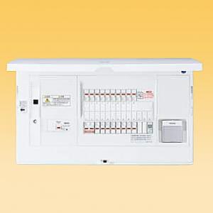 パナソニック AiSEG通信型 住宅分電盤 かみなりあんしんばん あんしん機能・あかり機能付 リミッタースペースなし 露出・半埋込両用形 回路数18+回路スペース2 《スマートコスモ コンパクト21》 BHN86182E