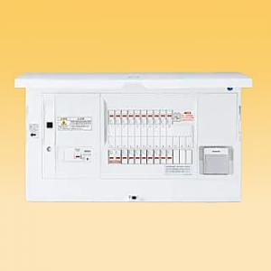 パナソニック AiSEG通信型 住宅分電盤 あかりぷらすばん リミッタースペースなし 露出・半埋込両用形 回路数14+回路スペース3 《スマートコスモ コンパクト21》 BHN86143L