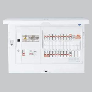 パナソニック AiSEG通信型 住宅分電盤 EV・PHEV充電回路・エコキュート・IH対応 ブレーカ容量20A リミッタースペースなし 主幹容量75A 《スマートコスモ コンパクト21》 BHN87223T2EV