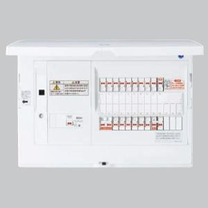 パナソニック AiSEG通信型 住宅分電盤 電気温水器・IH対応 ブレーカ容量40A リミッタースペースなし 主幹容量75A 《スマートコスモ コンパクト21》 BHN87253B4