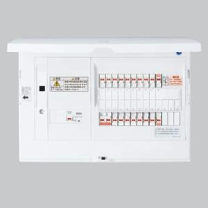 パナソニック AiSEG通信型 住宅分電盤 エコキュート・IH対応 ブレーカ容量20A リミッタースペースなし 主幹容量75A 《スマートコスモ コンパクト21》 BHN87303B2