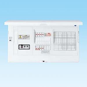 パナソニック レディ型 住宅分電盤 大形フリースペース付 リミッタースペースなし 露出・半埋込両用形 回路数6+回路スペース3 《スマートコスモ コンパクト21》 BHSD8363