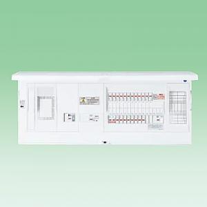 パナソニック レディ型 創エネ対応 住宅分電盤 W発電対応 リミッタースペース付 フリースペース付 主幹容量40A 回路数8+回路スペース数2 《スマートコスモ コンパクト21》 BHSF3482GJ
