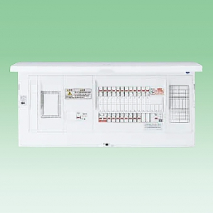 パナソニック レディ型 住宅分電盤 太陽光発電システム対応 リミッタースペース付 フリースペース付 主幹容量40A 回路数8+回路スペース2 《スマートコスモ コンパクト21》 BHSF3482J