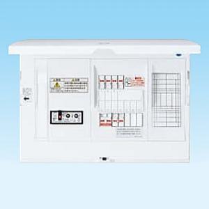 パナソニック レディ型 住宅分電盤 フリースペース付 リミッタースペースなし 露出・半埋込両用形 回路数18+回路スペース3 《スマートコスモ コンパクト21》 BHSF85183